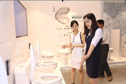 nội thất Kim Tín địa chỉ cung cấp bồn cầu toto chính hãng giá rẻ