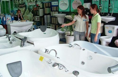 Lựa chọn các sản phẩm thiết bị vệ sinh cao cấp