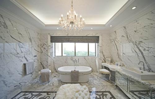 Thiết kế phong tắm đa dạng với thiết bị vệ sinh Toto uy tín chất lượng