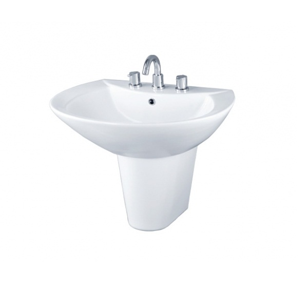 Chậu rửa chân lửng ToTo LW820CJ/LW820HFJ