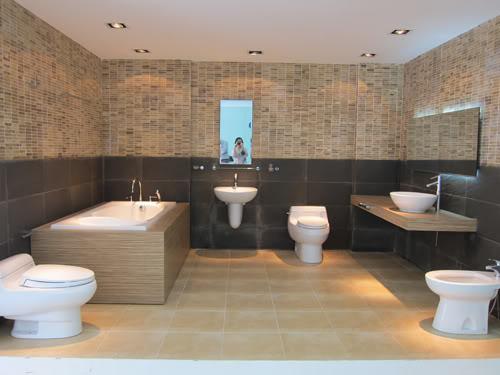 TOTO- thiết bị vệ sinh có chất lượng hàng đầu