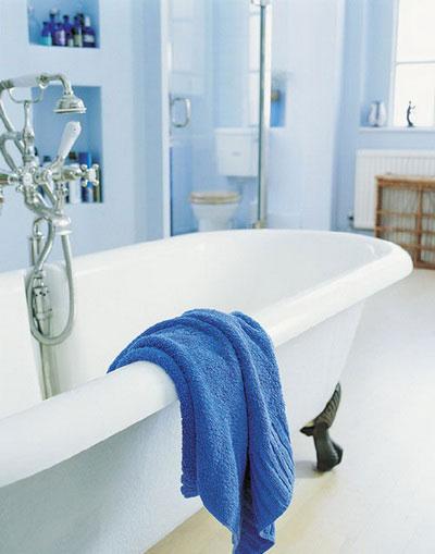 Cảm giác thoải mái đến từ nhà vệ sinh sạch sẽ sau giờ làm việc căng thẳng