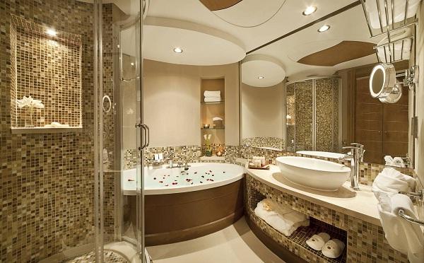 Tác dụng không ngờ của bồn tắm massage TOTO