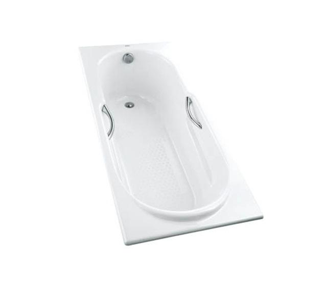 Bồn tắm gang tráng men Toto FBY1720NHPE/DB503R-2