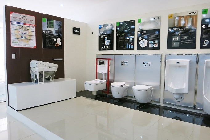 Showroom thiết bị vệ sinh uy tín tại Hà nội