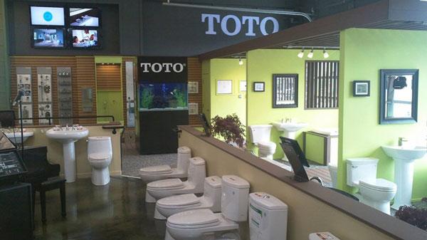 Đại lý phân phối thiết bị vệ sinh toto tại Điện Biên chính hãng