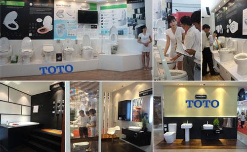 thiết bị vệ sinh toto tại Hà Nam