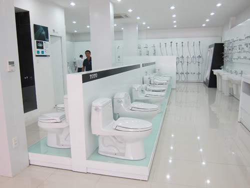 thiết bị vệ sinh toto tại Quảng Ngãi