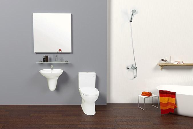 thiết bị vệ sinh toto có ảnh hưởng thế nào đến sức khỏe