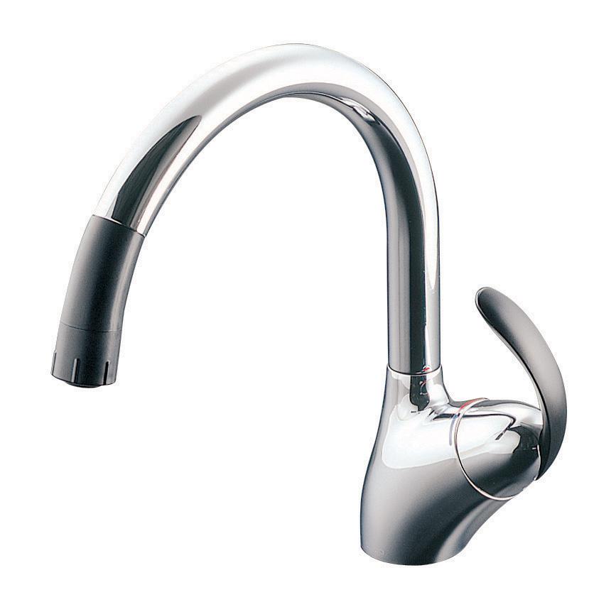 Vòi rửa bát nóng lạnh ToTo TKN34PBTS