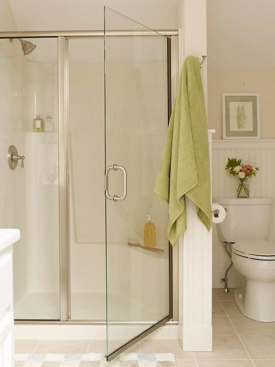 Sang trọng với bồn tắm đứng toto cao cấp