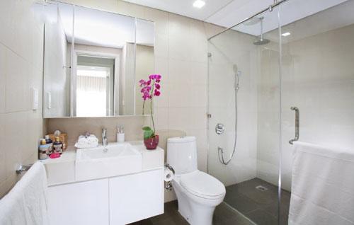 phòng tắm nên sở hữu những thiết bị vệ sinh nào?