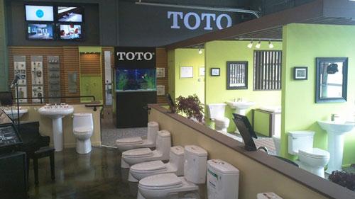 thiết bị vệ sinh cao cấp toto