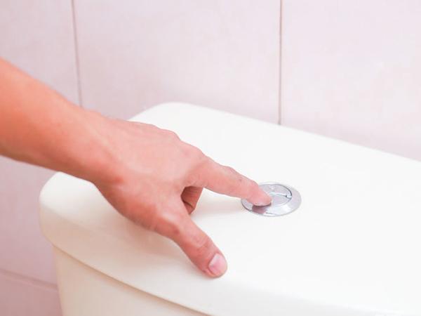 Phương pháp tiết kiệm nước xả bồn cầu hiệu quả